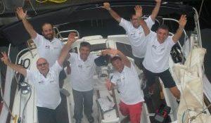 Corso di teambuilding in barca a vela Sardegna CS Charter