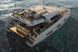 yupiter catamarano